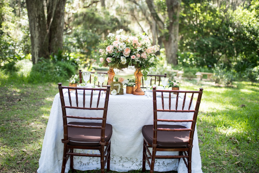 Garden Themed Styled Shoot- Port Orange, FL » Leah Dorr Photography