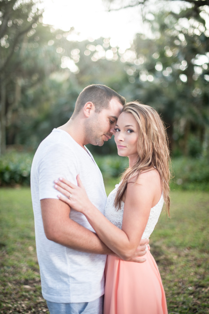 Gina + Eric engagement- Palm Coast photographer-0026